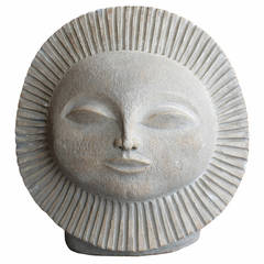 Sun Sculpture by Paul Bellardo