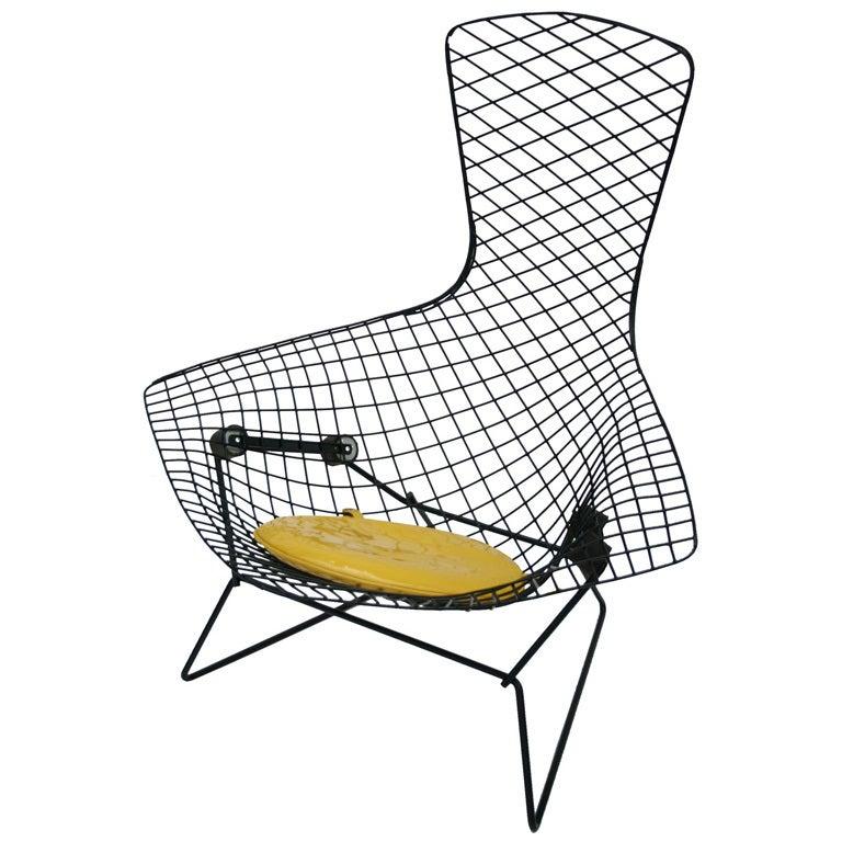 Harry Bertoia Bird Chair at 1stdibs – Bertoia Bird Chair Cover