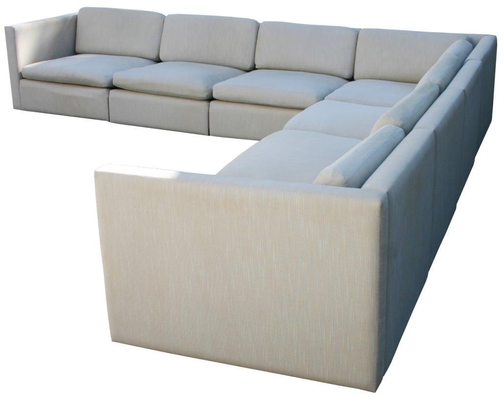 Knoll Pfister Sectional Sofa At 1stdibs