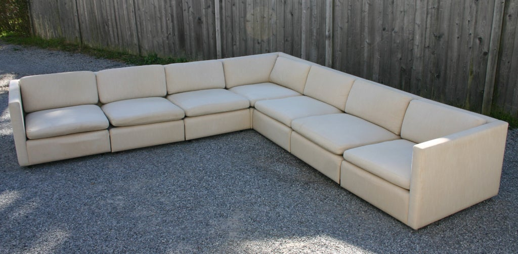American Knoll Pfister Sectional Sofa For Sale
