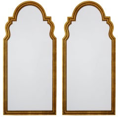 Pair Regency Mirrors