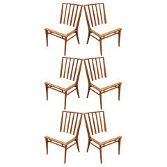 T.H. Robsjohn-Gibbings Dining Chairs