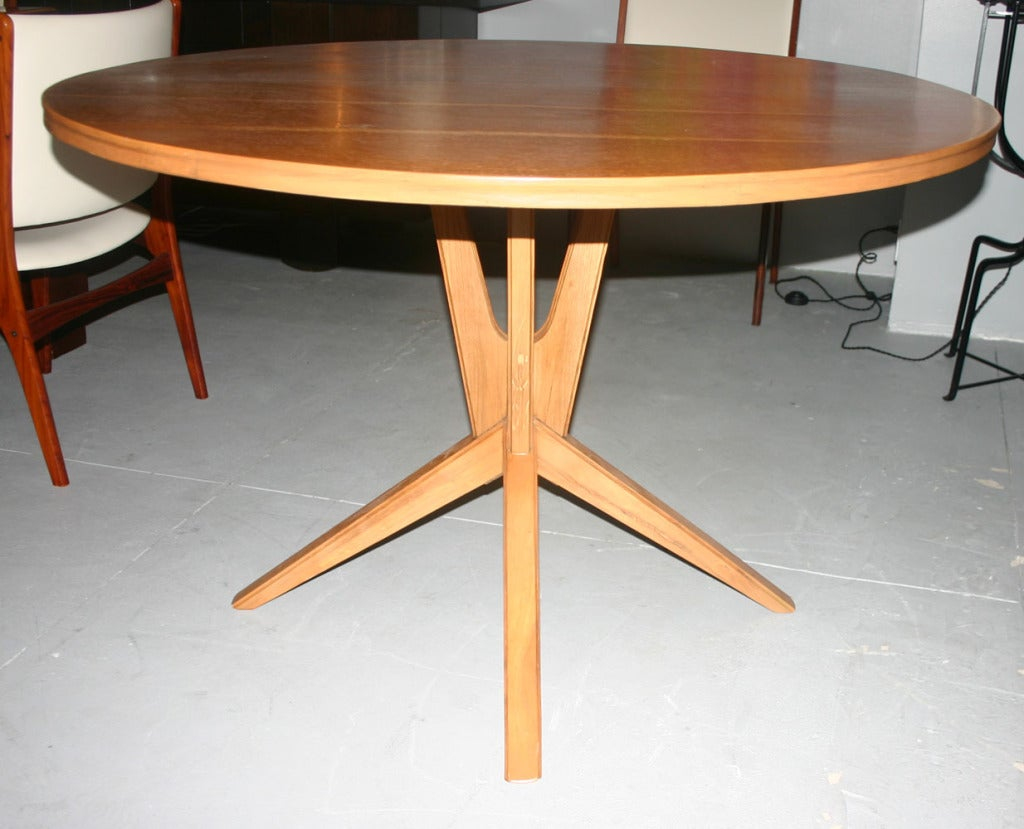 round italian dining table at 1stdibs