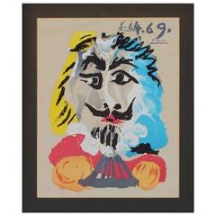 Picasso Portraits Imaginaires