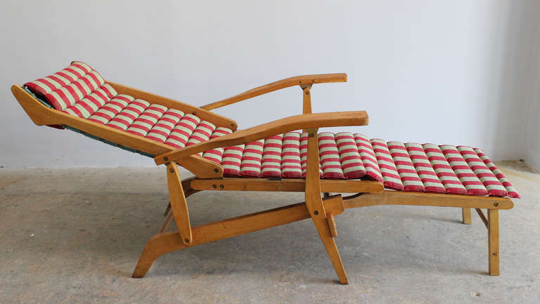 Italian Chaise Lounge For Sale At 1stdibs