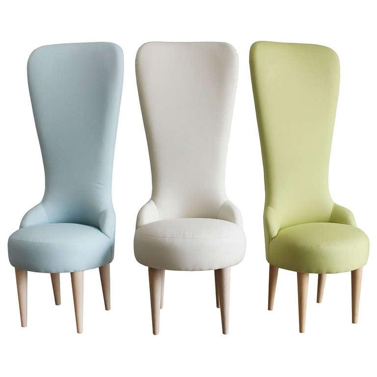 Italian Princess Chairs For Sale