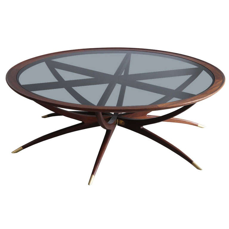 Italian folding coffee table at 1stdibs Folding coffee table