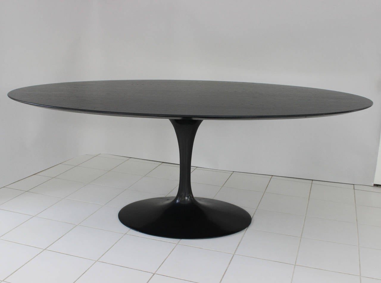 Saarinen Custom Tulip Table At 1stdibs