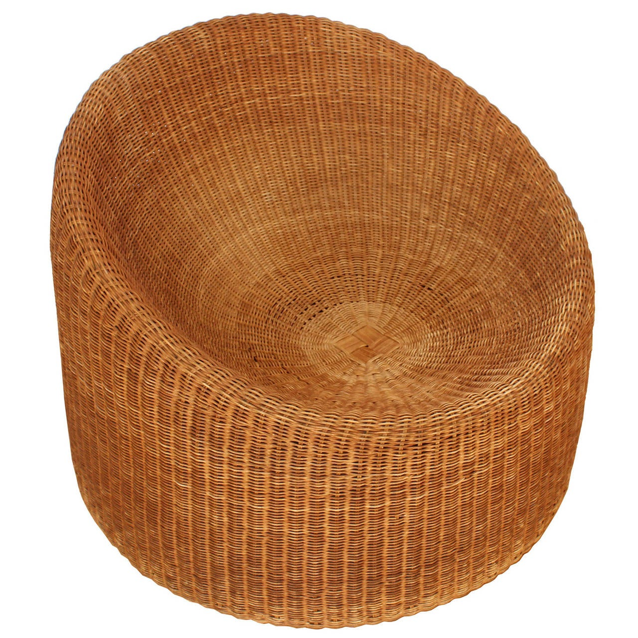Eero Aarnio Rattan Chair For Sale