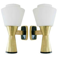 Pair of Stilnovo Sconce