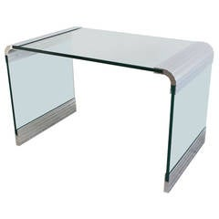 Pace Glass Desk
