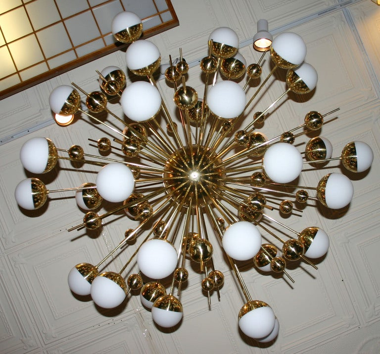 Supernova Chandelier image 4