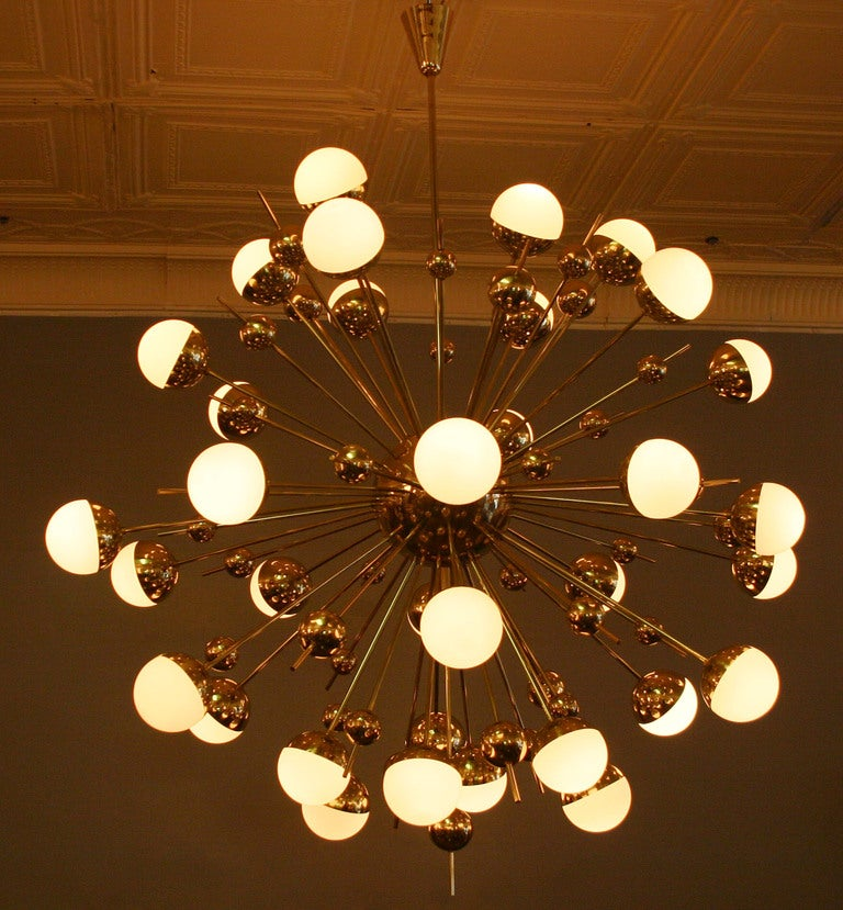 Supernova Chandelier image 5