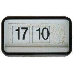 Solari di Udine Flip Clock