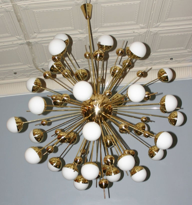 Supernova Chandelier image 2