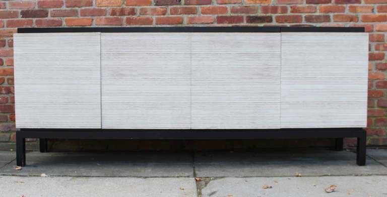 Mid-Century Modern Modern Stereo Bar Cabinet For Sale