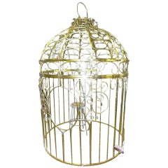 Massive Decorative Birdcage, USA, Post 2000