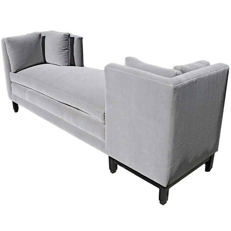 Harvey probber sofa t te t te usa c 1950 39 s at 1stdibs - Tete a tete sofa ...