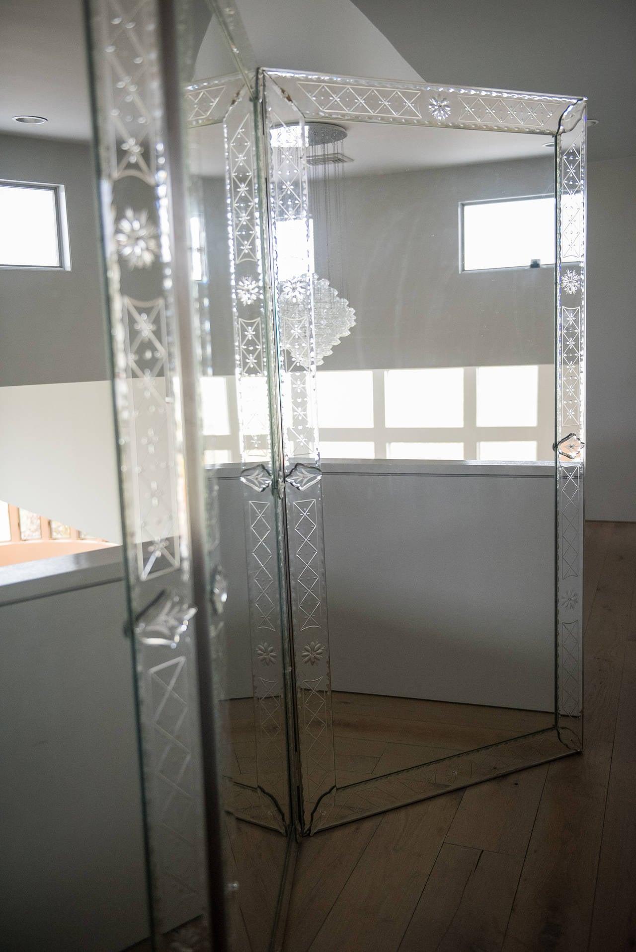 Custom Designed Room Divider by Philippe Starck 4