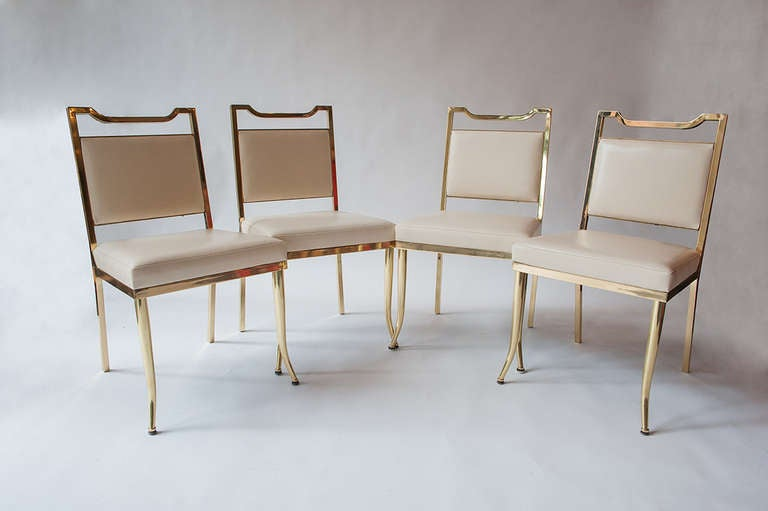 "Table and Chair Set by William ""Billy"" Haines For Sale 2"