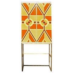 Parzinger Originals, kinder Bar- Cabinet, USA, circa 1960s