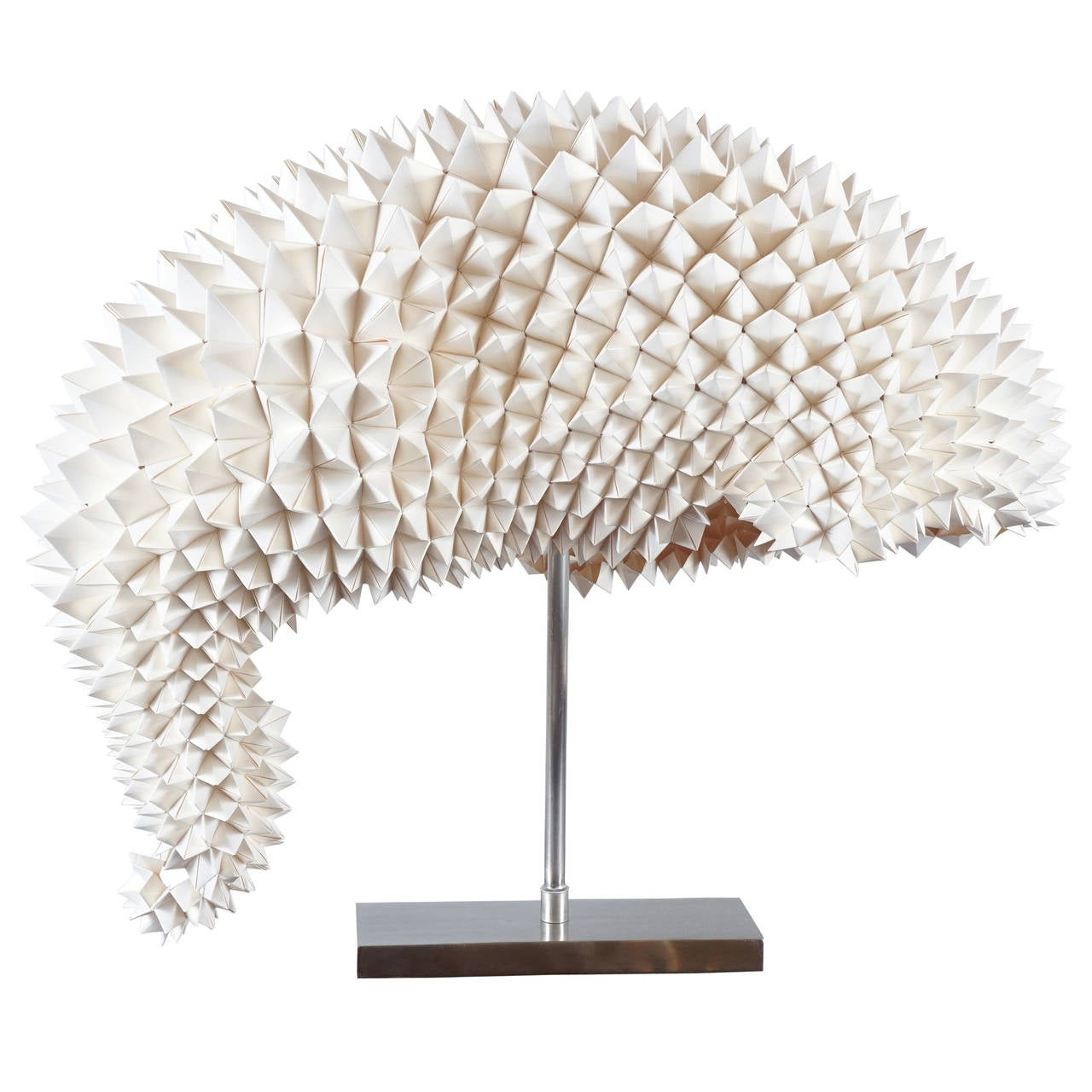 Dragons tail table lamp at 1stdibs dragons tail table lamp for sale aloadofball Choice Image