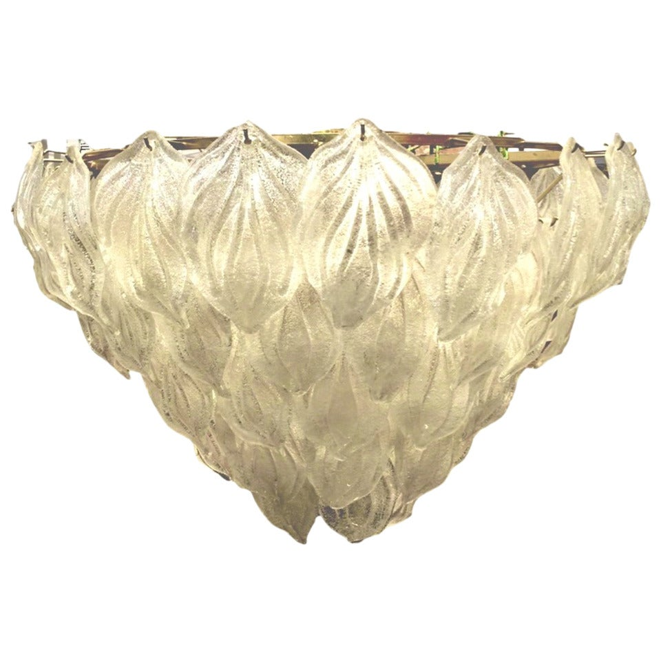 Beautiful Murano Chandelier 1