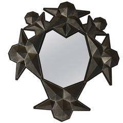 Three-Dimensional Star Cluster Mirror, 1980s