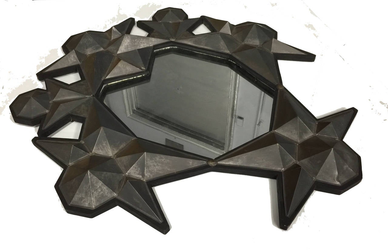 Three-Dimensional Star Cluster Mirror, 1980s 2