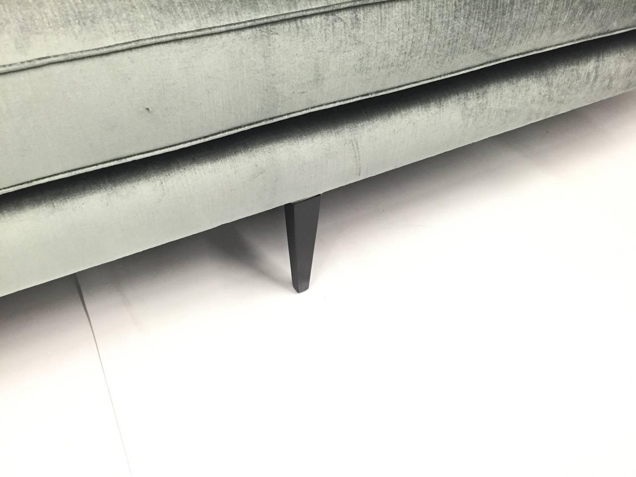 Elegant 1950s Paul Lazlo Inspired Sofa 3
