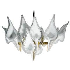 Murano Glass Chandelier by Murano