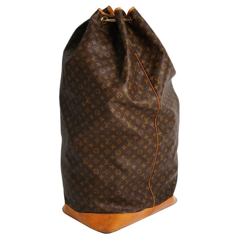 Vintage Louis Vuitton Duffel Bag At 1stdibs
