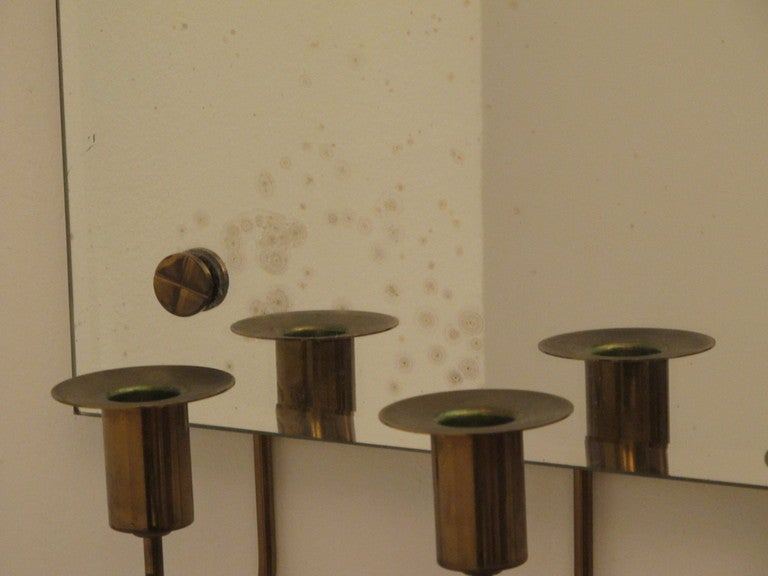 Tommi Parzinger Mirror with Candleholders 3