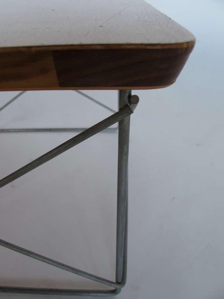charles eames ltr tables herman miller for sale at 1stdibs. Black Bedroom Furniture Sets. Home Design Ideas