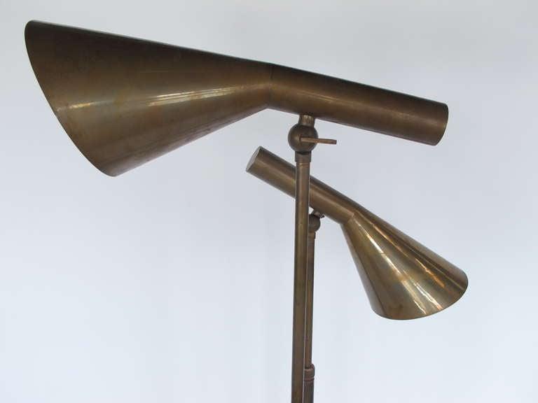 A Pair of Unusual Italian Floor Lamps 4