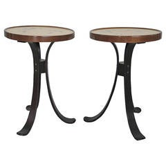 Pair of Edward Wormley for Dunbar Constellation Tables