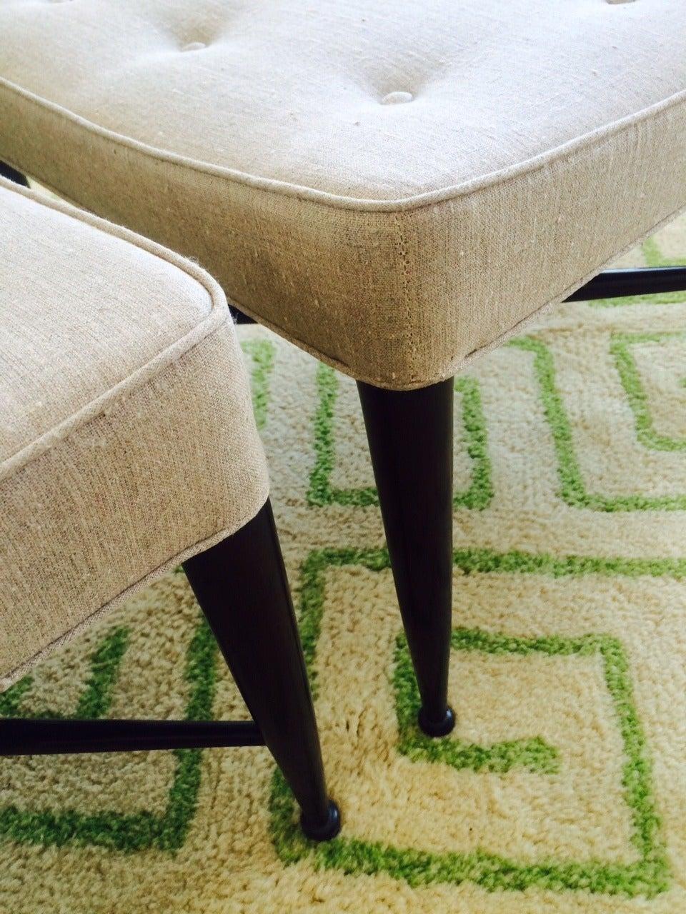 Modern Elegant Greek Key Design Carpet by V'Soske For Sale