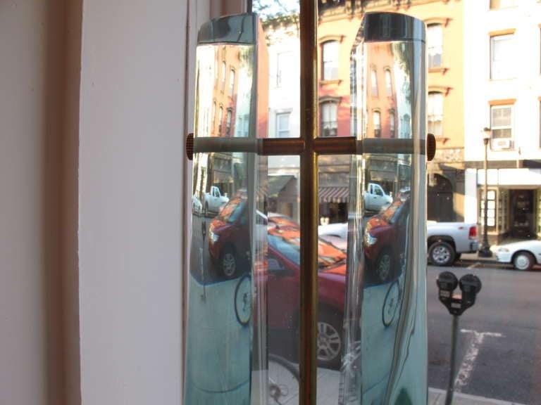 Italian Max Ingrand Fontana Arte Pendant For Sale