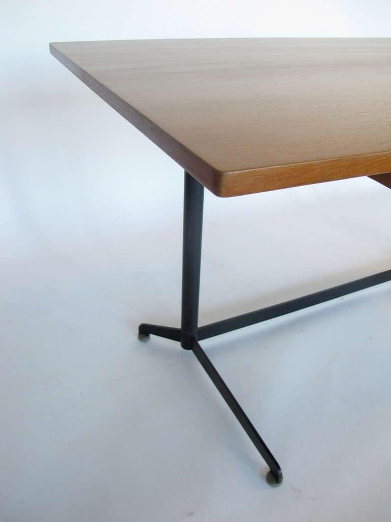 Osvaldo Borsani for Tecno Desk, circa 1950s For Sale 2