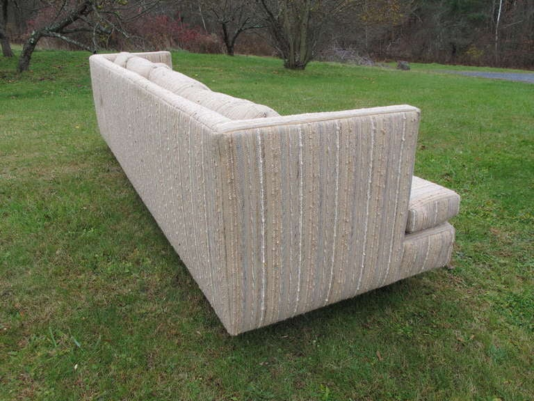 Mid-20th Century Edward Wormley for Dunbar Classic Sofa For Sale