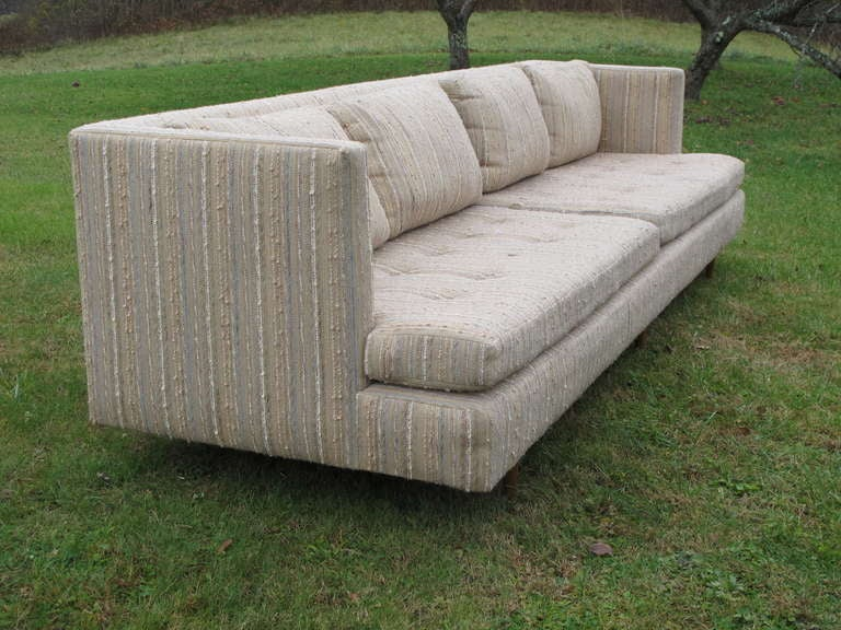 Modern Edward Wormley for Dunbar Classic Sofa For Sale