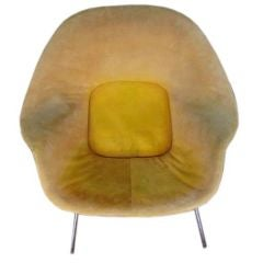 A Vintage Womb Chair by Saarinen for Knoll
