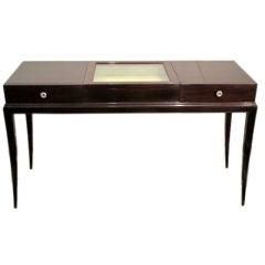 Elegant Tommi Parzinger Console/Vanity for Charak Modern 1940's