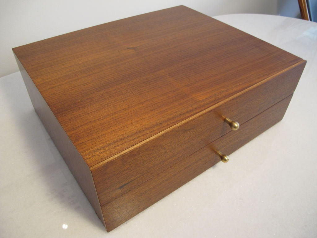 Miniature Chest by Arthur Umanoff in Walnut 3