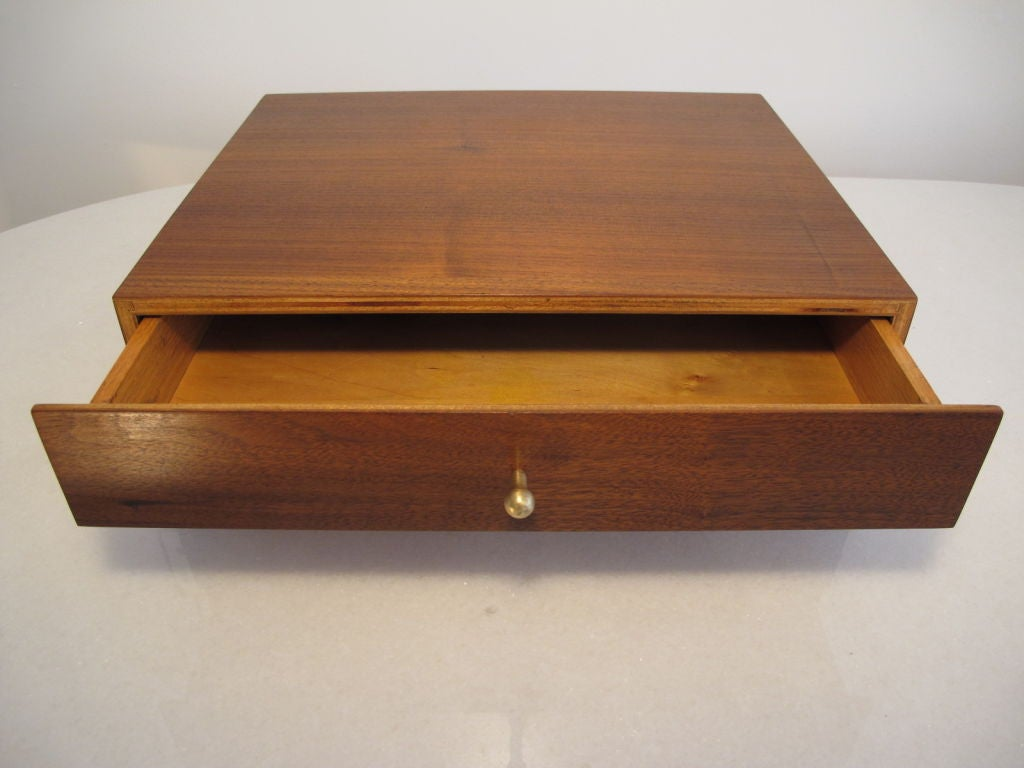 Miniature Chest by Arthur Umanoff in Walnut 5