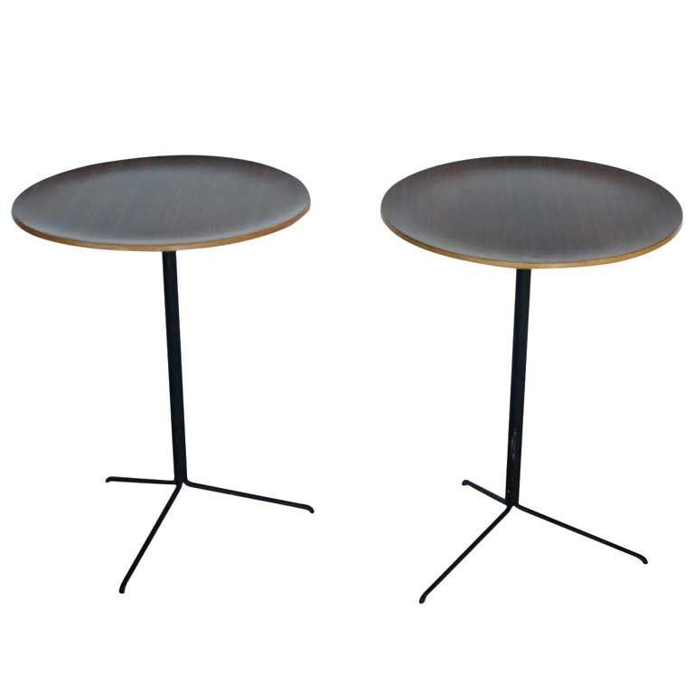 Osvaldo Borsani for Tecno Occasional Tables For Sale