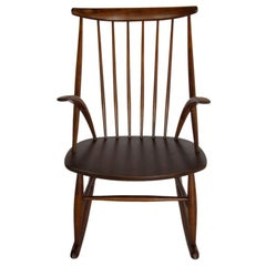 Rocking Chair by Wikkelso