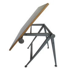Friso Kramer Adjustable Drafting Desk