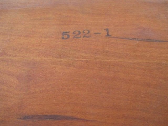 American Finn Juhl for Baker Card Table For Sale