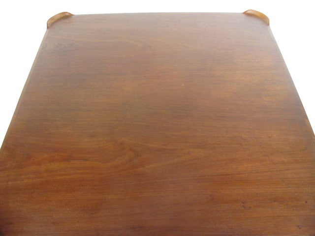 Mid-20th Century Finn Juhl for Baker Card Table For Sale